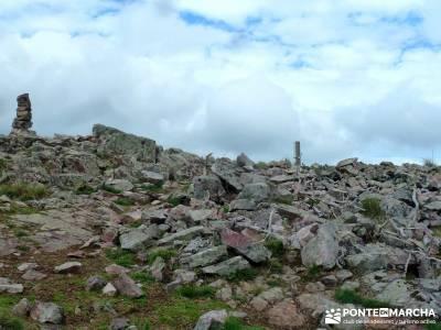 Pico Cerillón - La Morra - Montes de Toledo; viajes senderismo toledo